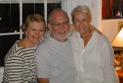 DeeDee, Luli & John Collings